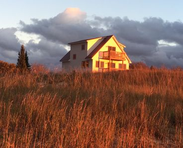 Photo for Lake Bluff Preserve Maple Cottage with Lake Michigan views Sleeps 10