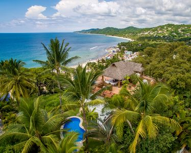 Best location in Sayulita,  surrounded by tropical Gardens