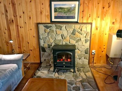Photo for Lodging – Cabin #30 – HOT TUB, PETS OK,FIREPLACE, W/D, SLEEPS 6!