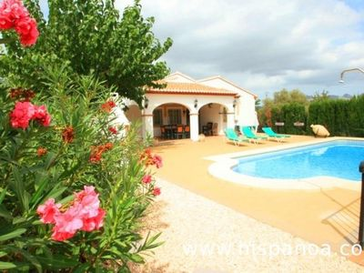 Photo for Very nice villa with pool in a quiet Costa Blanca