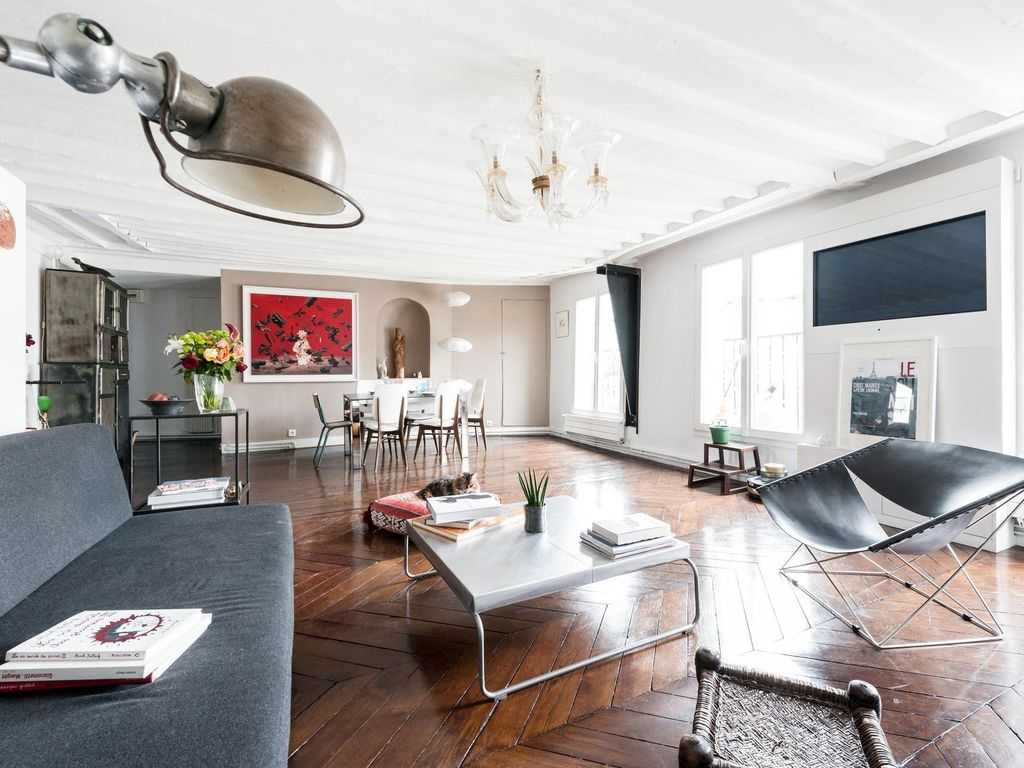 Rue de la Chaussée d'Antin - luxury 3 bedrooms serviced apartment - Travel Keys