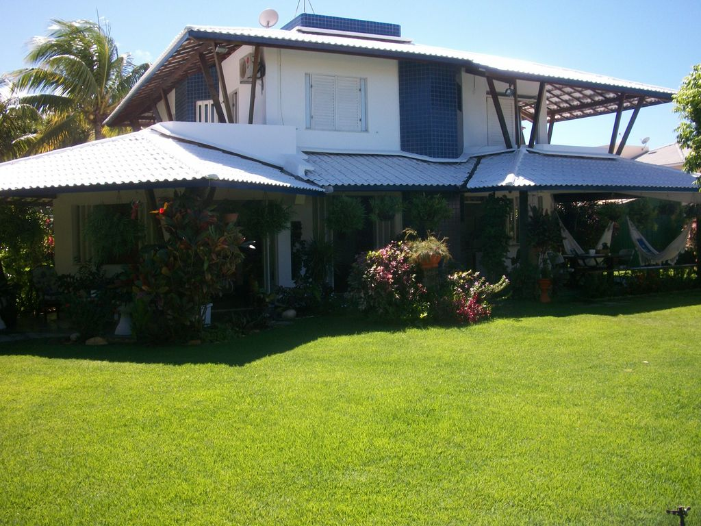 rent a beatiful house for your vocation homeaway guarajuba