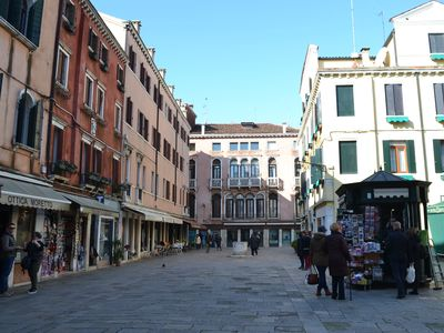 Photo for central apartment Venice's historic center 10 minutes from San Marco