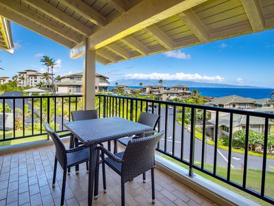 Photo for Kapalua Bay Villa Gold Ocean View!