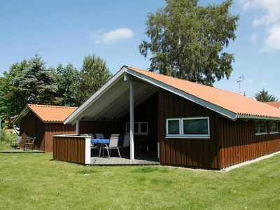 Photo for Peaceful holiday home in Farsø with whirlpool