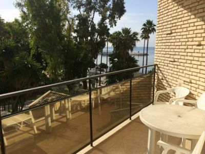Photo for Great apartment for couples, sea views