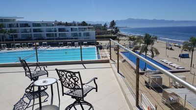 Photo for !!!BEACHFRONT!!!*** HUGE SALE***4000 sf HUGE TERRACE