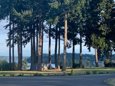 Peaceful, Tranquil Getaway at Arcadia Point Area, Overlooking Puget Sound