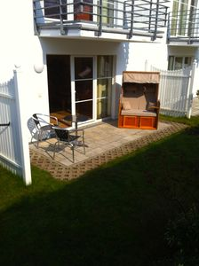 Photo for Beautiful apartment right on the Lauterbacher port in Putbus on Ruegen