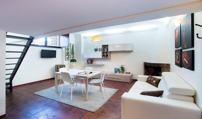 Photo for Lovely open space for 4 people