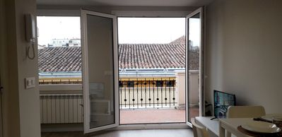 Photo for LOGROÃ'O ATIC apartment with LARGE TERRACE by Aston Rentals