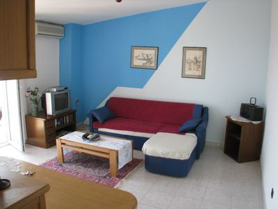 Photo for Holiday Home for 5 persons with beautiful sea views