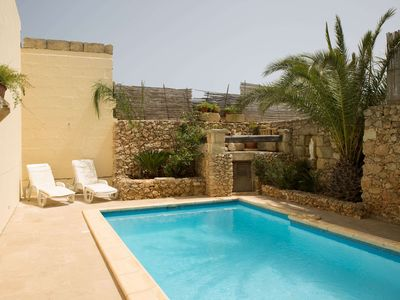 Photo for Razzett Lelluxa,Beautiful Farmhouse with pool,Gozo