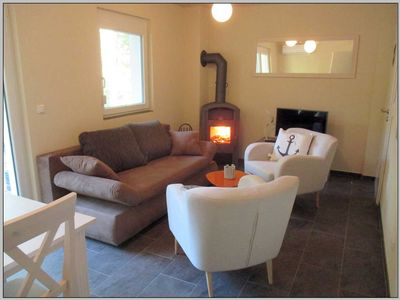 Photo for BEACH MANY WITH SAUNA & FIREPLACE DIRECTLY ON THE BEACH - BEACH HOUSE MUCH SEA WITH SAUNA & FIREPLACE DIRECTLY ON THE BEACH