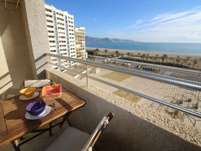 Photo for Apart-Rent-Studio with seaview (0111)
