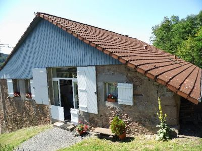 Photo for Apartment in a renovated farmhouse Moyenmoutier
