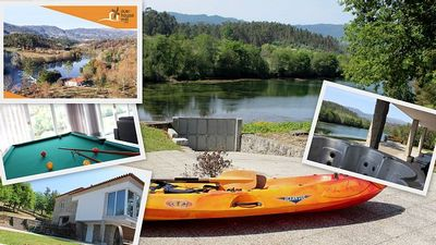 Photo for Self catering River House Mill Gerês for 8 people