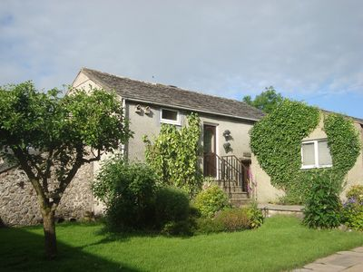Photo for Garden Cottage - delightful cottage in the tiny rural hamlet of Pardshaw Hall