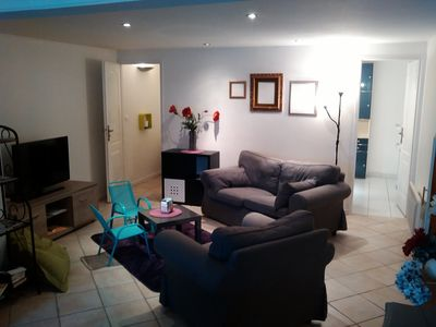 "Photo for A family apartment as ""at home"" in the countryside and very close to Nancy"
