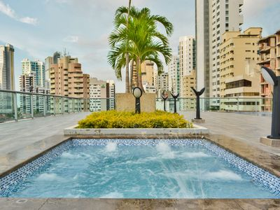 Photo for Exclusive Cartagena apartment - Good prices June-July-August