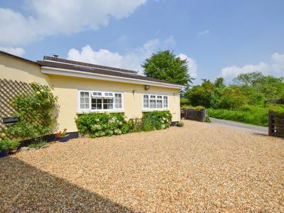 Photo for Only 3 miles outside the beautiful market town of Cowbridge this holiday cottage is in the heart of