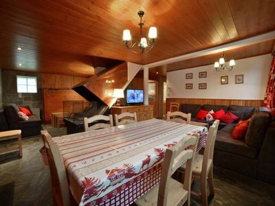 Photo for Family apartment 8 people Courchevel 1850