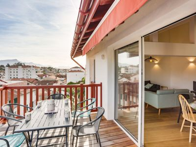 Photo for Vacation home Iduritz TIppi in Saint-Jean-de-Luz - 11 persons, 4 bedrooms