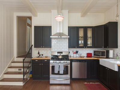 Photo for Walk to Haywood Road/River Arts - Elegantly Restored 1870 Home, 13' Ceilings BEN