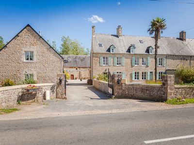 Photo for The Old farm is a tranquil, beautifully renovated 18th C Normandy farmhouse B&B