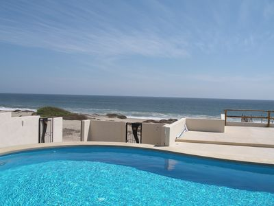Photo for Oceanfront Private Villa, Private Pool, Gated & Secure