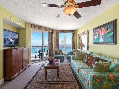 Photo for 8th Floor Bahama Sands. Oceanfront, Hot Tubs, Pools | Bahama Sands - 809