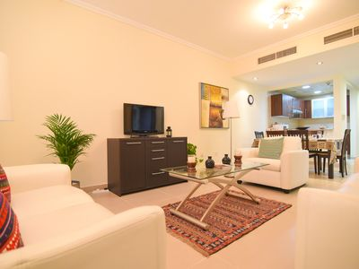 Photo for Amazing Furnished JLT 1 Bed Executive TW