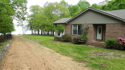 Photo for *MAY SALE* 4bed/3ba home. Private Dock on Kentucky Lake. 2 Master Bedrooms
