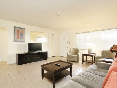 Photo for Las Vegas,Good, Condo 2Bdr, walk to strip 3 min, SLS LVCC, Convention Center  3
