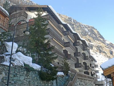 Photo for Apartment Milihaus A  in Zermatt, Valais - 2 persons, 1 bedroom