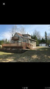 Beautiful Waterfront Home on Mullett Lake! Perfect for YOUR family vacation!