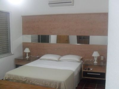 Photo for Up to 12 X (s / interest) 4 qtos (1 suite) -TODOS with air conditioning / 3 garages