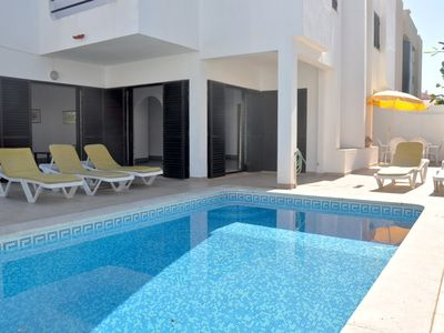 Photo for Cmfortable semi-detached private pool villa