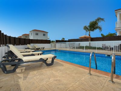 Photo for VILLA CHRISTA - 4 BED WITH PRIVATE POOL - NISSI BEACH AYIA NAPA