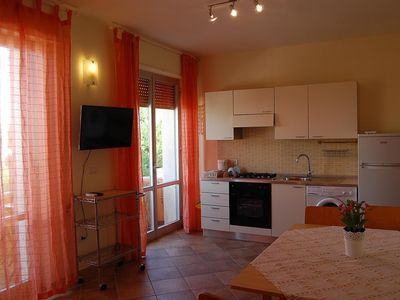 Photo for 1BR Apartment Vacation Rental in lido conchiglie