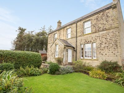 Photo for Rural sandstone traditional family friendly farmhouse near Thropton sleeps ten