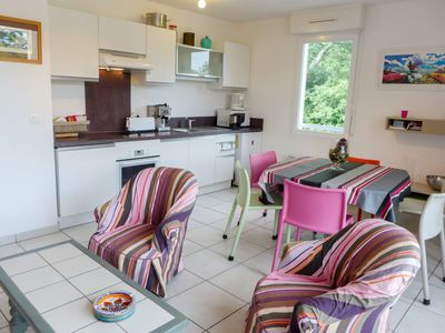 Photo for Apartment Les Demeures de Brindos in Anglet - 4 persons, 2 bedrooms