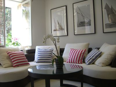 Photo for 3BR Apartment Vacation Rental in Cannes, Cote D'Azur