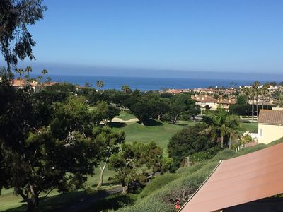 Photo for Monarch Beach Golf, Ocean and Catalina island view home