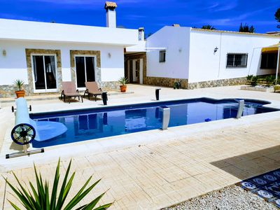 Photo for Large Villa walking distance to Fortuna ( 20 mins) and Los Baños de Fortuna