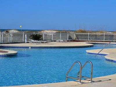 Photo for NEW! Romantic waterfront escape at Plantation Dunes w/ shared pools & hot tubs