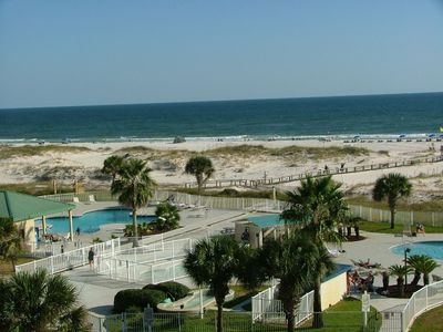 Photo for Beach Front Resort - 2 BR/2 BA - NEWLY UPDATED FOR 2019