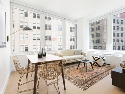 Photo for Luxurious 2BR in FiDi by Sonder