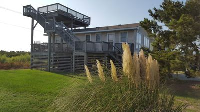 Photo for Comfortable Beach Cottage In South Nags Head