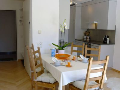 Photo for Apartment Chesa Sur Ova 21 in St. Moritz - 3 persons, 1 bedrooms
